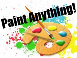 The image for OPEN STUDIO - paint anything